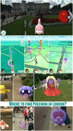 Pokemon Go has taken over London, and as there is so much of the city to explore, it's one of the best places to catch and find rare Pokemon. London Blog, Modern Metropolis, Old City, Pokemon Go, The Good Place, Culture, Explore, History, World