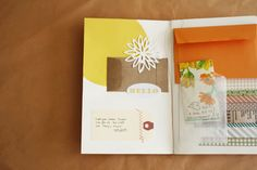 a sweet book project