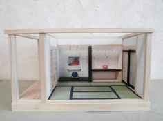 1/12 Dollhouse Japanese Style with 6 Tatami Rim _ Image 1