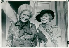 Evelyn Laye with Anne Ziegler. Who Is Your Father, Vintage Photos, October, Unique, Ebay, Image, Beautiful, Women, Fashion