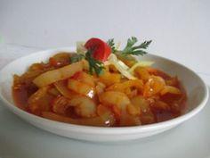 Bruschetta, Thai Red Curry, Quinoa, Shrimp, Healthy Recipes, Ethnic Recipes, Uni, Food, Bulgur