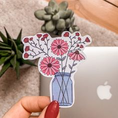 This is my handmade and waterproof Vinyl-Sticker. Abstract Iphone Wallpaper, Ipad Art, Sticker Ideas, Bullet Journal Ideas Pages, Stickers, Sticker Shop, Aesthetic Wallpapers, Illustration, Shelf