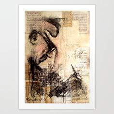 The Tired Man by Krzyzanowski Art, $14.56. https://society6.com/product/the-tired-man_print?curator=bestreeartdesigns