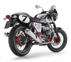 Moto Guzzi Hot New Motorcycle..