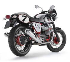 Moto Guzzi Hot New Motorcycle..