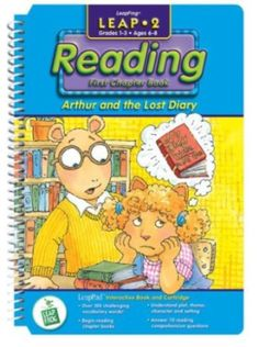 Game Cartridges and Game Books 177916: Leappad: Leap 2 Reading - Arthur And The Lost Diary -> BUY IT NOW ONLY: $36.57 on eBay!