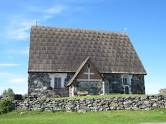 """See 31 photos and 3 tips from 186 visitors to Tyrvään Pyhän Olavin kirkko. """"Meet the top Finnish artists' modern church art indide: Osmo Rauhala and. Modern Church, Homeland, Finland, Tourism, To Go, Journey, Cabin, House Styles, Places"""