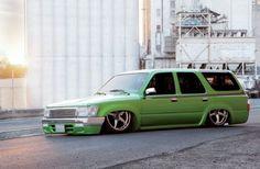 1993 Toyota 4Runner - Family 4Runner