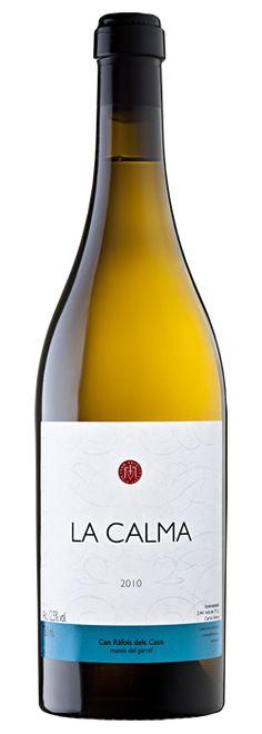 La Calma 2010, de Can Ràfols dels Caus, nueva añada de un vino único https://www.vinetur.com/2014030414633/la-calma-2010-de-can-rafols-dels-caus-nueva-anada-de-un-vino-unico.html