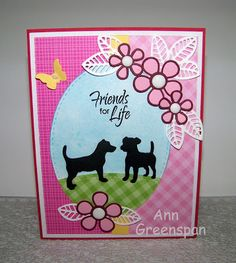 Ann Greenspan's Crafts: Friends for Life