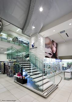 Groupe Chagall Design   New Jean Coutu Pharmacy
