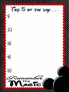 Top 5 journal card