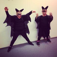 Flaggermus kostymer