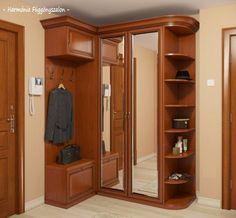 Praktikus, jó beosztású, még egy kisebb szobában is teljesen jó lehet!