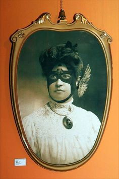 Victorian Portraits of Superheros and Villains by The Marvellini Brotheres.