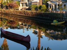 Venice Canal Tour- Things to do in Venice Beach; Venice Tourism & Attractions (Los Angeles, CA)