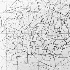 "The final sketch ""Abstract joy"". #painting #art #artist #artvrn #artblogger #graficart #geometry #geometryart #sketch #instaart #instaartist"