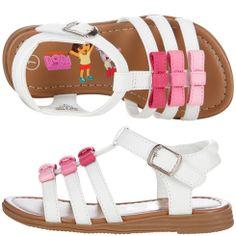 Girls Dora the ExplorerGirls' Dora Bow Sandal.