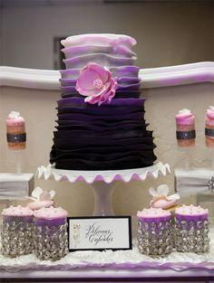 Phoenix Bride & Groom Magazine Blog » Blog Archive » Wedding Trend: Ombre