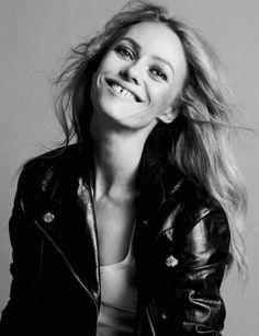 Photo Inez est Vinoodh Vanessa Paradis Vogue Paris - December 2015/January 2016