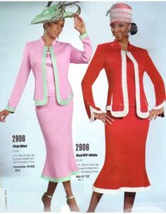 Womens Dresses And Suits For Special Occasion | Womens Church Suits Plus