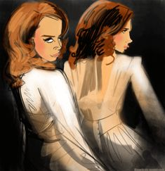 Lana Del Rey   31 Spectacularly Quirky Animated Celeb Caricatures