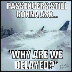 Airport humor