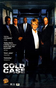Cold Case--My favorite crime drama ever, too bad it wont ever be on dvd or netflix :(