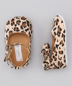 I'm not a big fan of animal prints but these are adorable.
