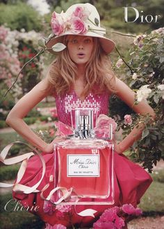 Dior - Miss Dior Cherie Fragrance 2010 Contract (S/S 10)