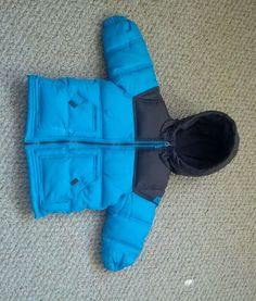 BOYS PACIFIC TRAIL Blue Winter Jacket Blue 2T/24 months-BNWT, retails 69.99!! #PacificTrailOutdoorWear #Jacket