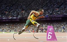 Congratulations to our 'Blade Runner' @OscarPistorius for realising his Olympic dream last night. You have made us all proud :-) #ProudlySouthAfrican #TeamSA