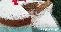 Βασιλόπιτα από την Αργυρώ Μπαρμπαρίγου | Αυτή είναι η καλύτερη συνταγή μου για την πιο τέλεια, νόστιμη και αφράτη βασιλόπιτα που έχετε φτιάξει ποτέ! Greek Sweets, Greek Desserts, Greek Recipes, Vasilopita Cake, Cake Frosting Recipe, Frosting Recipes, Cake Recipes, Christmas Deserts, Gastronomia
