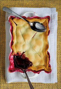 baked blackberry cobbler....ohhhh yes!!