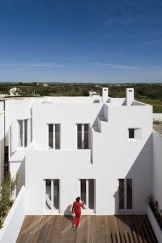 House in Cacela Velha / Victor Neves
