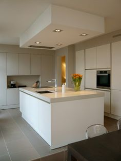 Appartement Vieux-Lille - Contemporary - Kitchen - other metro - by Benjamin Coutelier
