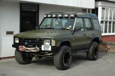 Bullbar spotlights - Land Rover Zone