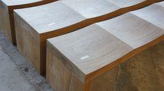 teak benches- villas at pangalucian island, palawan, www.talacontact.com