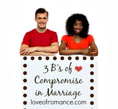 3 Be's of Compromise in Marriage