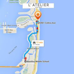 L'Atelier is very close to Nautilus Middle School, this will give your kids the opportunity to grow surrounded by an amazing community.