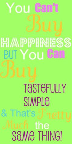 Tastefully Simple is my happiness! It can be yours too!  www.tastefullysimple.com/web/clapierre