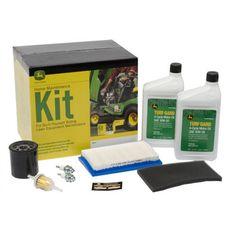 John Deere Home Maintenance Kit for X300, X300R, X304 | RunGreen.com