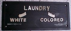 """""""Laundry: White and Colored,"""" July 14, 1931. — in Montgomery, Alabama."""
