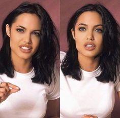Angelina Jolie Short Hair, Angelina Jolie Fotos, Hair Inspo, Hair Inspiration, Pretty People, Beautiful People, Beautiful Women, Beautiful Celebrities, Mode Rihanna