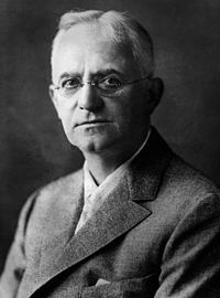 George Eastman - an American innovator and entrepreneur who founded the Eastman Kodak Company and invented roll film. This brought photography to the mainstream and paved the way for motion picture film in 1888. A major philanthropist, he contributed to American colleges, established the Eastman School of Music and sent funds to European cities to serve the underprivileged. He donated over 100 million dollars in his lifetime and left a quiet legacy that spoke volumes.
