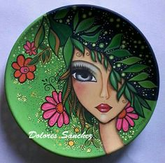 Receive great pointers on They are offered for you on our internet site. Pottery Painting, Ceramic Painting, Ceramic Art, Art Pop, Art Sketches, Art Drawings, Abstract Face Art, Indian Folk Art, Plate Art