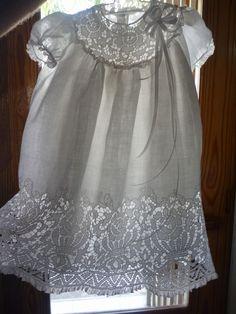 Robe de Bapteme