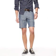 Stanton Short in Lightweight Chambray by J. Crew - $15.99 (in store)