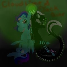 This is a collaboration with Cloud Light! She is a friend from Amino, and it was MLP Amino too! Enjoy!