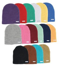 Neff Daily Beanies. Wear them every day. Truly amazing haha